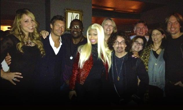 Weekend Wrap-Up: Nicki Minaj and Keith Urban Join Idol; Amanda Bynes' Car Impounded 1