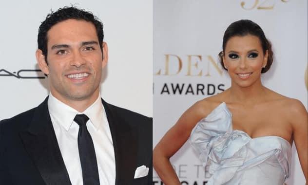Eva Longoria Confirms Romance With Mark Sanchez