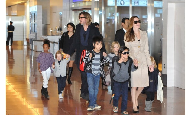 Angelina Jolie And Brad Pitt's Children Zahara, Pax Cast In 'Maleficent' Alongside Sister Vivienne