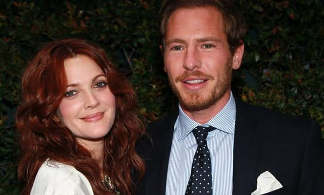 Drew Barrymore gives birth to baby girl