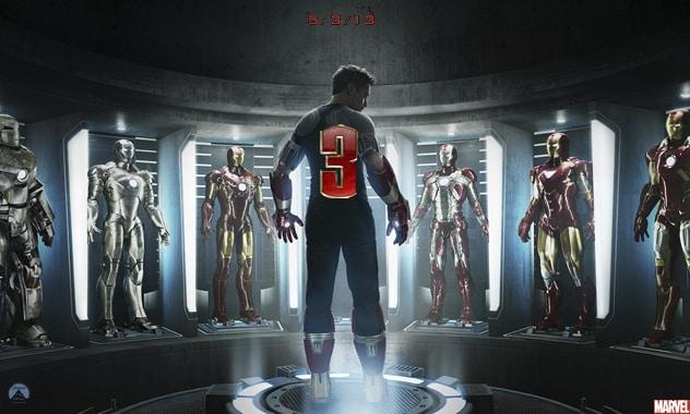 'Iron Man 3' Trailer: Robert Downey Jr. Is Back As Tony Stark In New Trailer 1