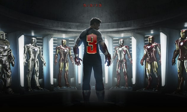 'Iron Man 3' Trailer: Robert Downey Jr. Is Back As Tony Stark In New Trailer 2