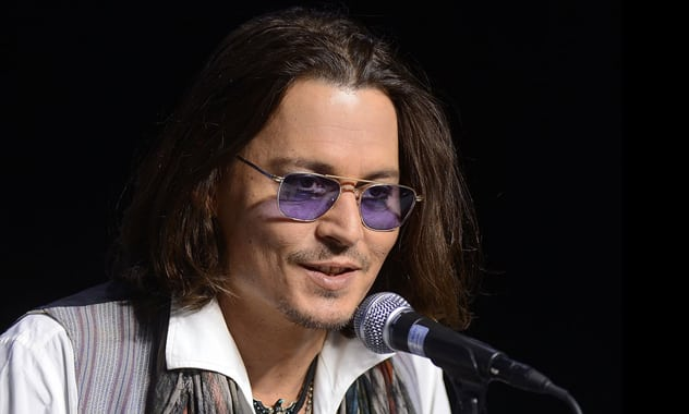 Johnny Depp In 'Transcendence'? Actor Pairs With 'Dark Knight' Cinematographer Wally Pfister For New Film