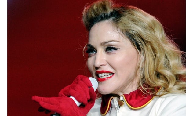 Madonna Booed Over Obama Support In New Orleans