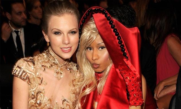 Taylor Swift, American Music Awards 2012: Singer & Nicki Minaj To Perform