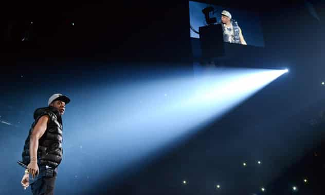 Jay-Z Barclays Center Concerts Becoming Album