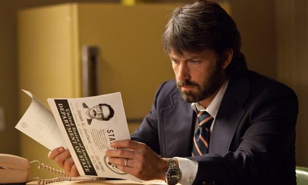 Ben Affleck Speaks 'Telenovela Spanish', Promotes New Movie, 'Argo'