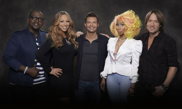 Nicki Minaj, Mariah Carey Clash As 'American Idol' Auditions Go Sour 1