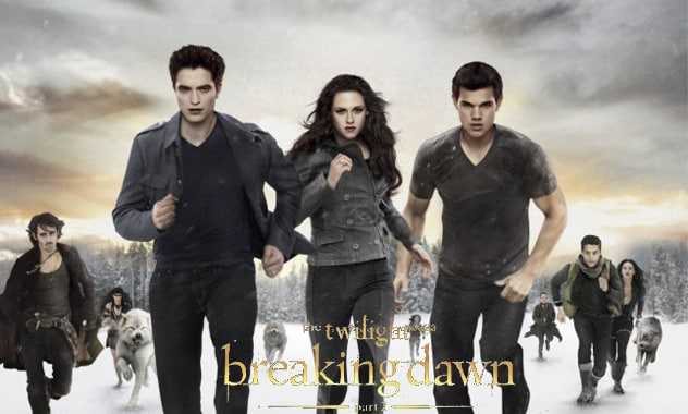Twilight Saga: Breaking Dawn Part 2 / TV Spots