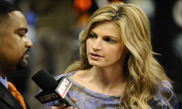 Erin Andrews Fires Back at Threats on Twitter