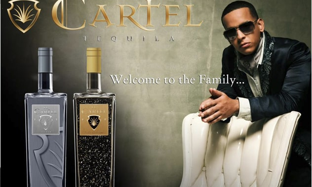 Daddy Yankee Launches 'Cartel' Tequila Line