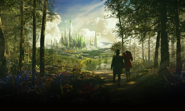 OZ THE GREAT & POWERFUL / New Poster Now Available! 1