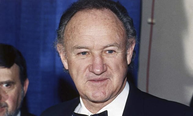 Gene Hackman, Wife: Actor Slaps Homeless Man In New Mexico