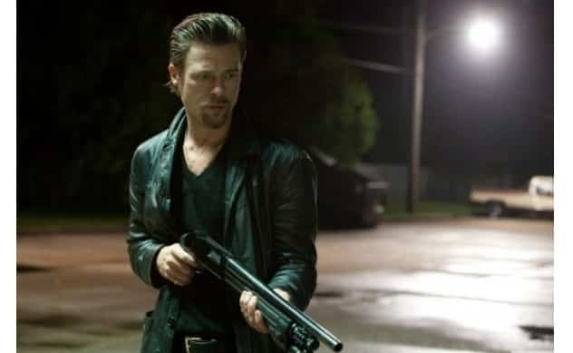 Brad Pitt's next movie-- Killing Them Softly