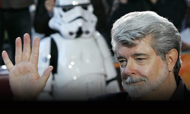 George Lucas Will Donate Disney $4 Billion To Education  1