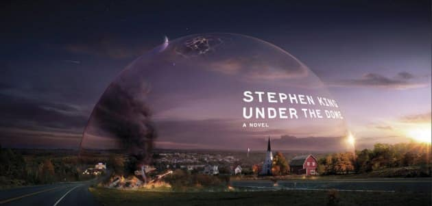 'Under The Dome': CBS Order Series From Stephen King, Steven Spielberg