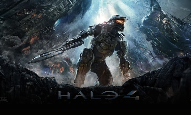 'Halo 4' set for record-breaking release 1