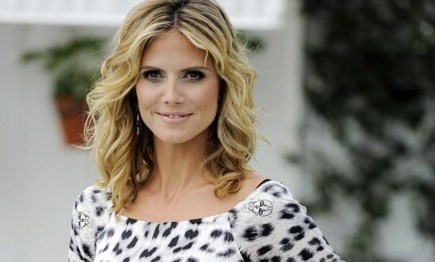 Heidi Klum Named EMA Host For 2012