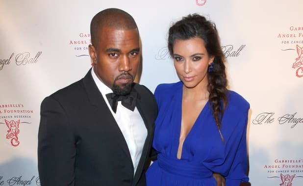Kanye West and Kim Kardashian skip ice cream bill?