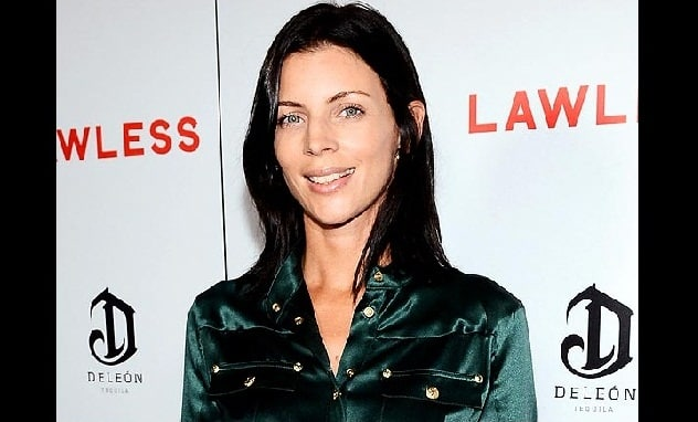 Liberty Ross Fronts New Christmas Campaign for British Fashion Retailers Aubin & Wills