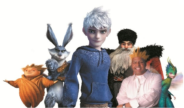 Rise of the Guardians-Introducing a Guardian named...ZayZay?
