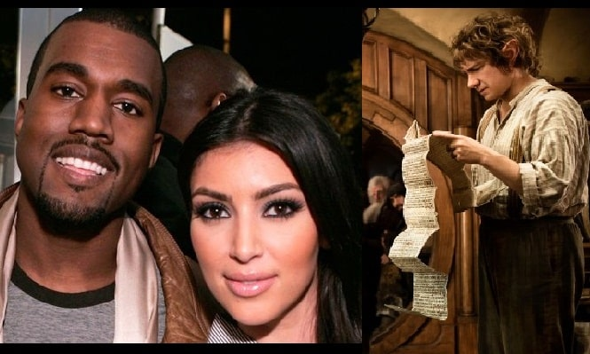 Weekend Wrap-Up: Kim Kardashian Pregnant With Kanye West's Baby; The Hobbit Rules Box Office