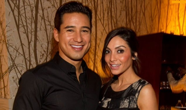 Mario Lopez Married: 'The X Factor' Host Ties The Knot With Longtime Love Courtney Mazza