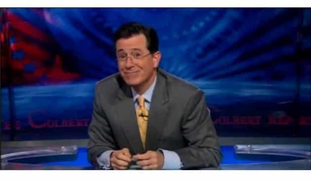 Stephen Colbert's 'Hobbit Week' Will Feature Stars Of Upcoming Movie