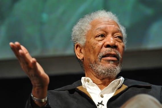 Morgan Freeman Blames Media for Recent Shootings? Not So Fast...