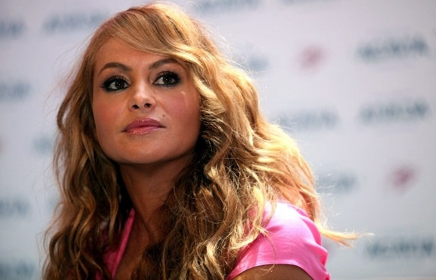 Paulina Rubio May Lose Custody Suit For Her Child 2