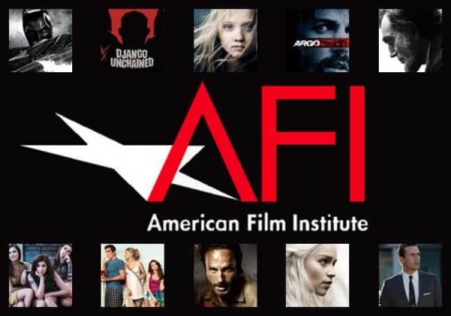 American Film Institute unveils top 10 films of 2012