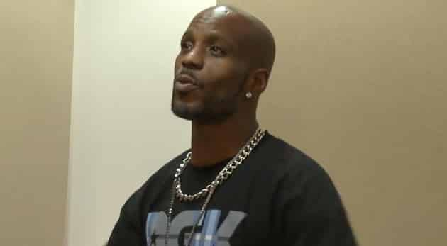 DMX Sings 'Rudolph The Red-Nosed Reindeer,' So The Holidays Are Officially Here