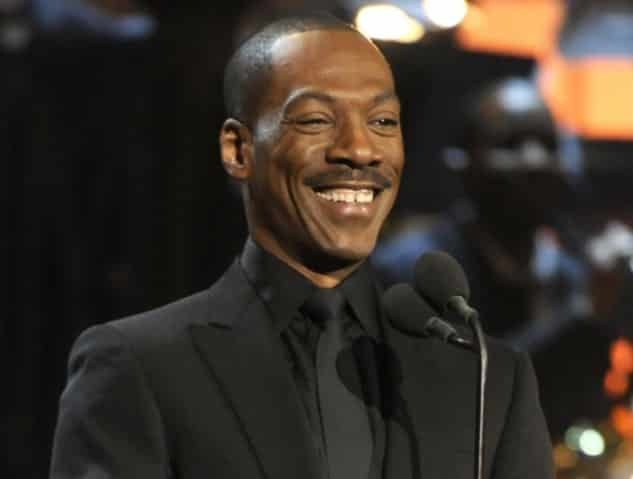 And the most overpaid actor award goes to: Eddie Murphy