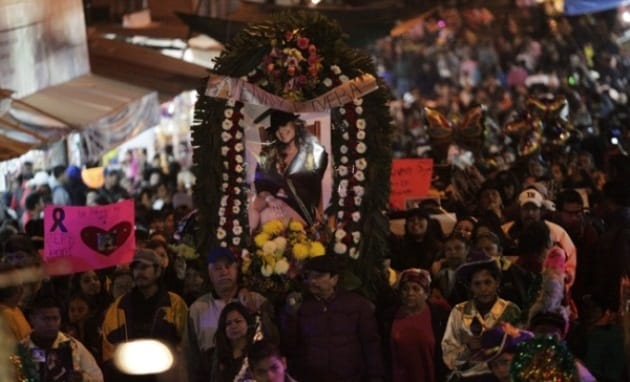 Thousands Come Together Remember Jenni Rivera