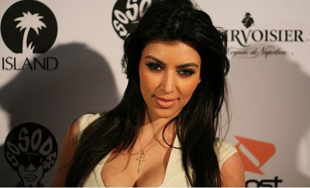"Kim Kardashian Excited For Role In Tyler Perry's ""Temptation"""