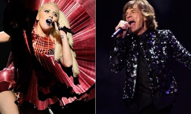 Lady Gaga & Rolling Stones Get Together For Final 50th Anniversary Concert