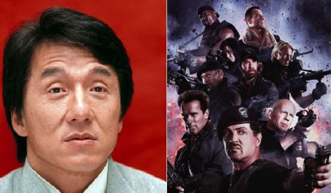 Jackie Chan To Be Given Role in Sylvester Stallone's 'The Expendables 3'