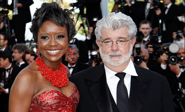 'Star Wars' Director George Lucas, Engaged To Longtime Girlfriend, Mellody Hobson