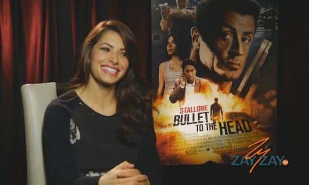 Sarah Shahi - Bullet To The Head - ZayZay.Com