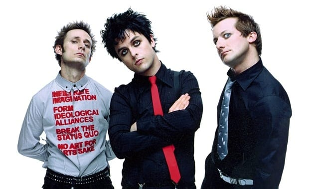 Green Day Back In Business: Billie Joe Armstrong Announces Tour