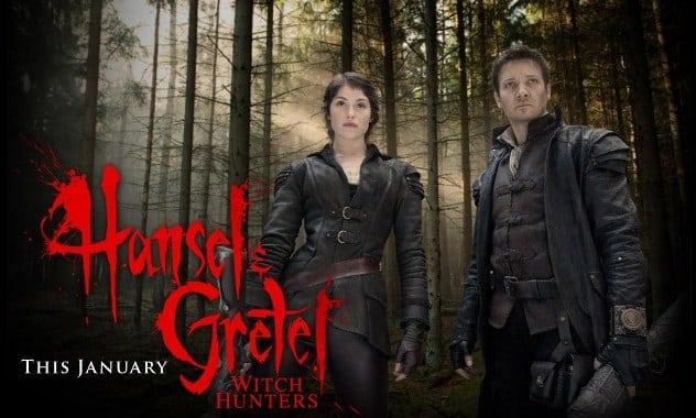 "Win VIP Screening Passes to See ""HANSEL & GRETEL"" 1/24/13!"
