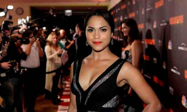 Latina Actress Monica Raymund Builds Buzz On 'Chicago Fire'