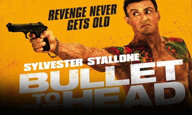 """Closed--Bullet To The Head """"Movie Pass"""" Giveaway--Closed"""