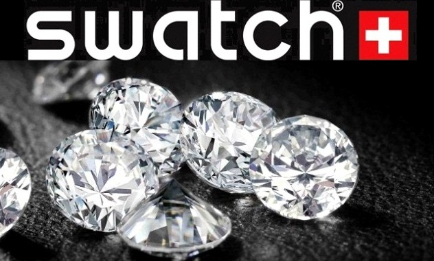 Swatch Buys Jewelry Division Of Harry Winston for $750 million