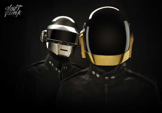 Daft Punk & Columbia Records: Electronic Duo Reportedly Signed To Label
