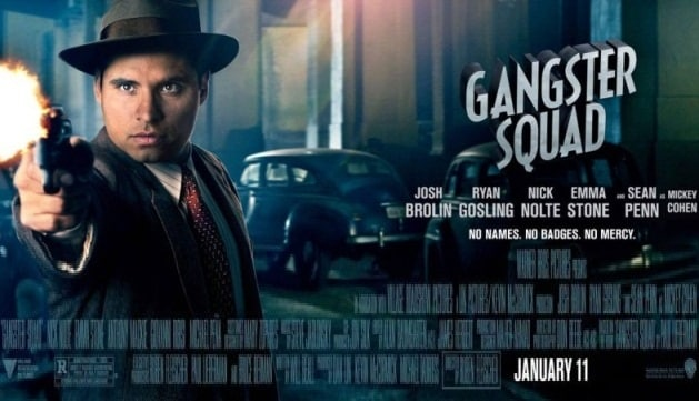 Win VIP Movie Screening Tickets To See GANGSTER SQUAD 2