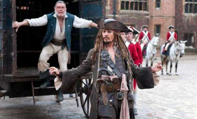 Next 'Pirates Of The Caribbean,' 'The Muppets,' Sequels And More Set For Disney