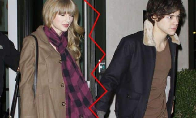 Taylor Swift And Harry StylesRelationship Over And Done With