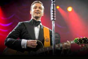 Justin Timberlake Gives First Performance After Five Years At Super Bowl XLVII 2