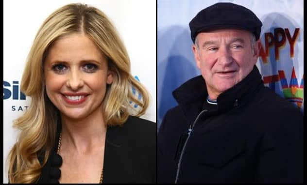 Sarah Michelle Gellar To Join Robin Williams For New Tv Series 'Crazy Ones'